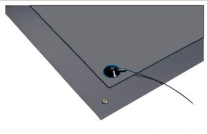 carpeta antiestatica para trabajo con partes electronicas